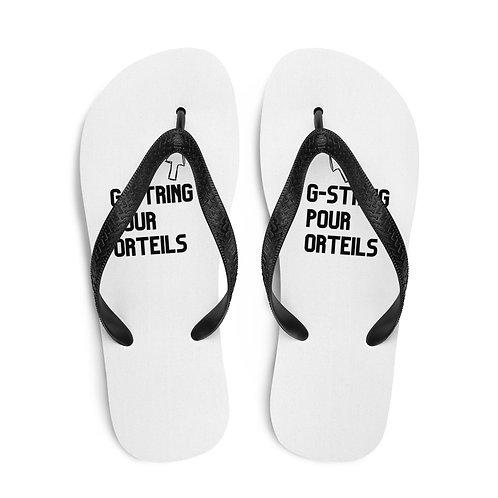 Flip-Flops: G-String pour orteils