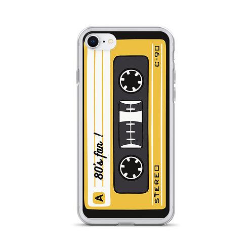 iPhone Case: 80's fan