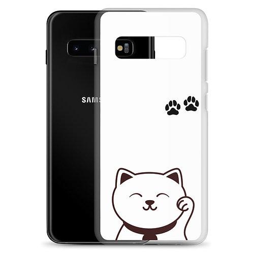 Case de Samsung : Amoureux(se) des chats