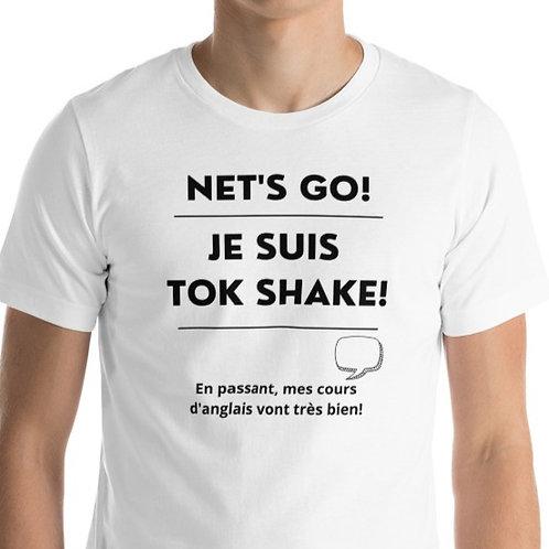 T-Shirt- Unisexe : Net's go
