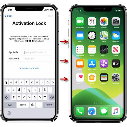 iCloud Remove Clean 100% Rocket Fast 24Hrs