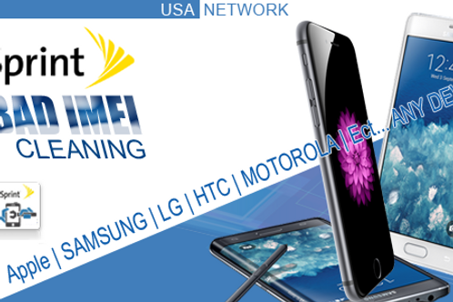 Sprint/Boost/Virgin IMEI Cleaning