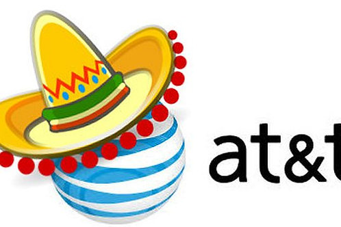 AT&T Mexico Unbarring/Cleaning
