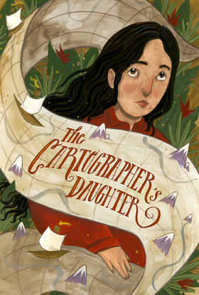 The Cartographers Daughter Book Cover
