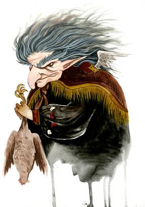 Character Design: Baba Yaga