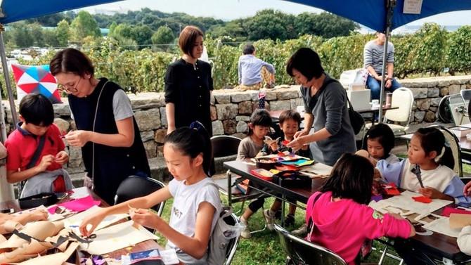 神戸マルシェ2016  ワークショップ開催レポート