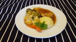 Grilled chicken Apr 16