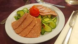 Cornbeef salad 1