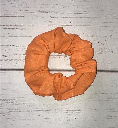 The Orange Sparkle Scrunchie