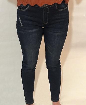 Midrise Skinny Jean