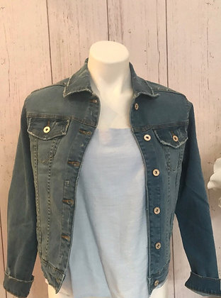 Medium Denim Jean Jacket