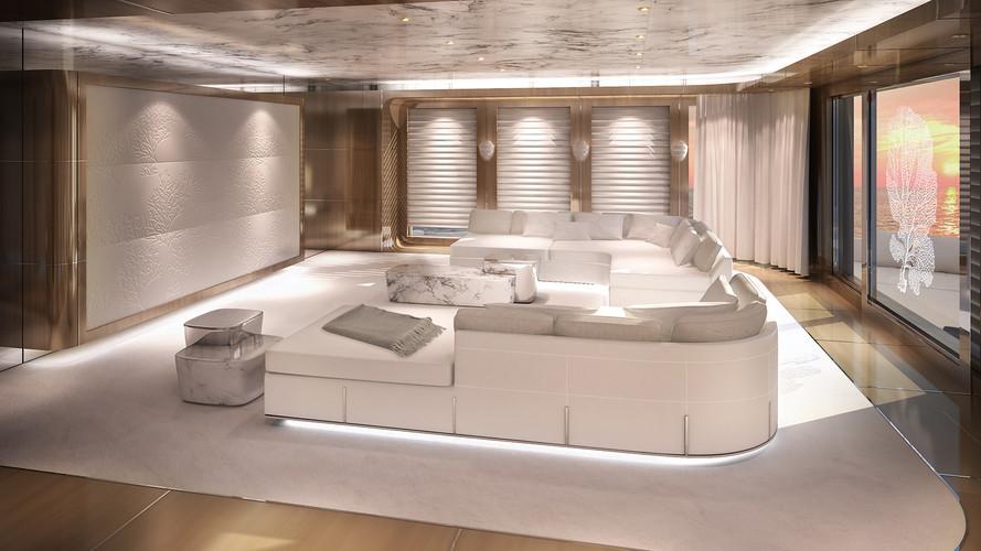salon yacht