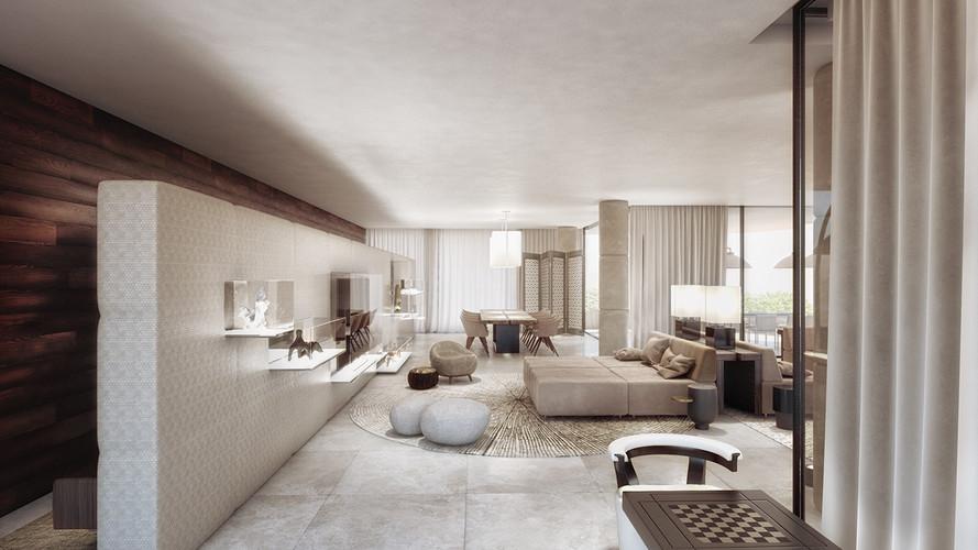 appartement privé
