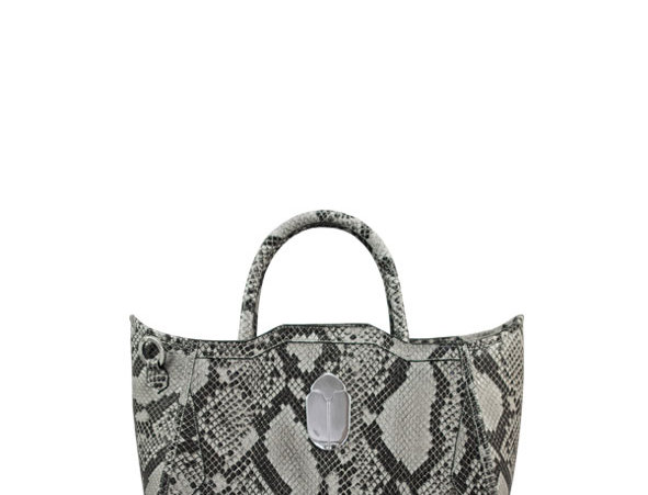 K010 Python Mini Tote Bag