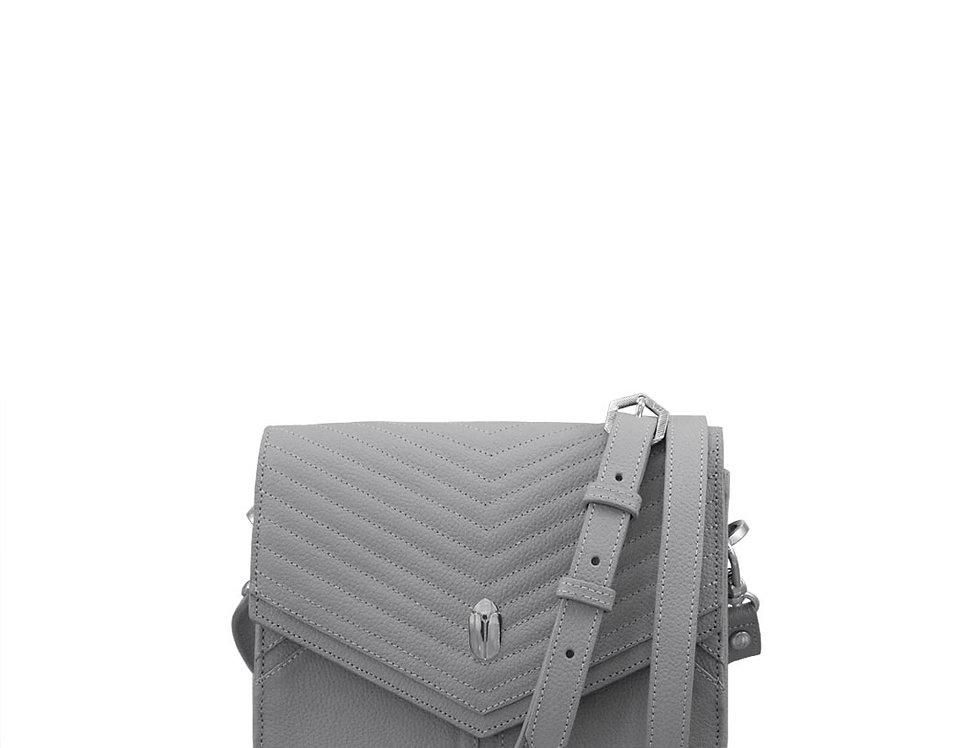 K08 Mini Bag Solid Grey