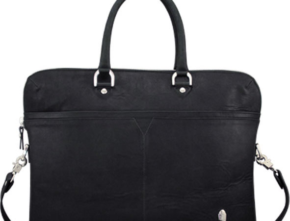 A04 Solid Black Portfolio