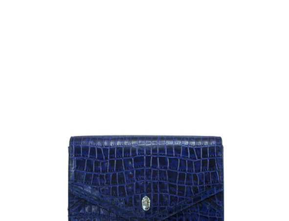 K08 Blue Coco Shoulder Bag