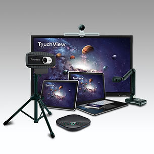 TouchView Interactive Touch Technology