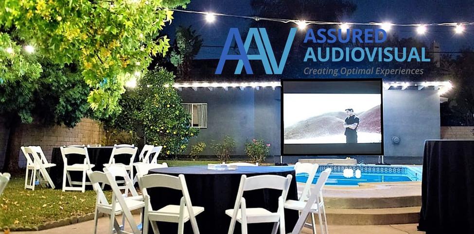 Outdoor Event Setup