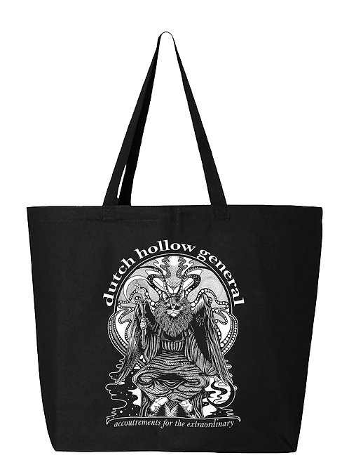 Dutch Hollow General Catphomet Tote Bag