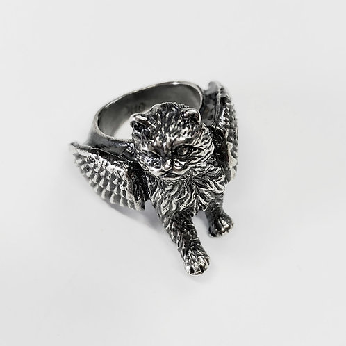Cat Wing Ring
