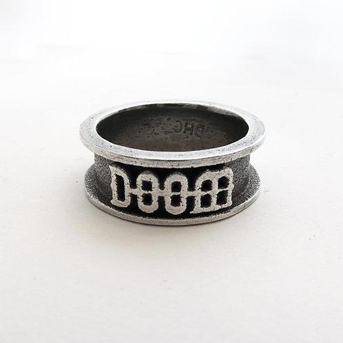Doom Band Ring