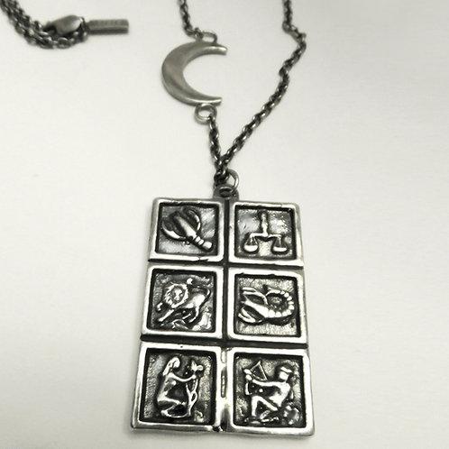 Astrological Vibes Zodiac Pendant
