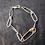 Thumbnail: Hunter Pin Bracelet - Bronze / Sterling Silver