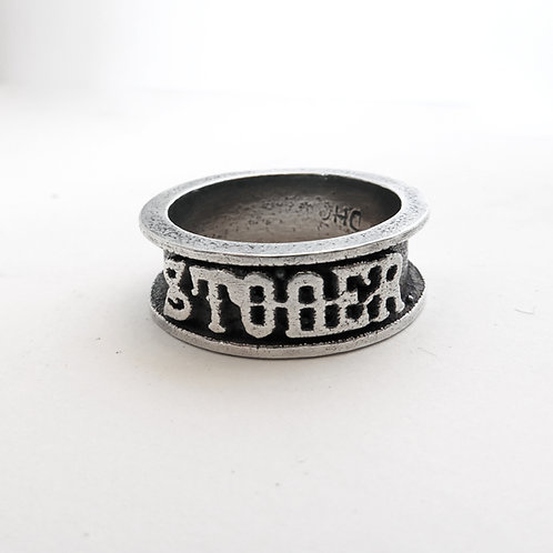 Stoner Band Ring