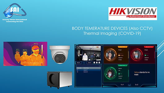 Hikvision solutions presentation example