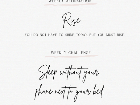 Weekly Challenges - Week 1
