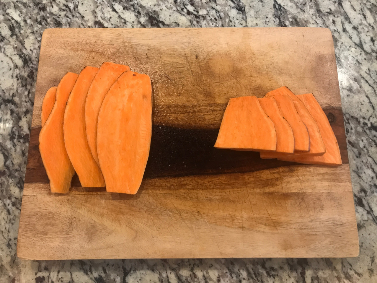 Sweet Potato Options
