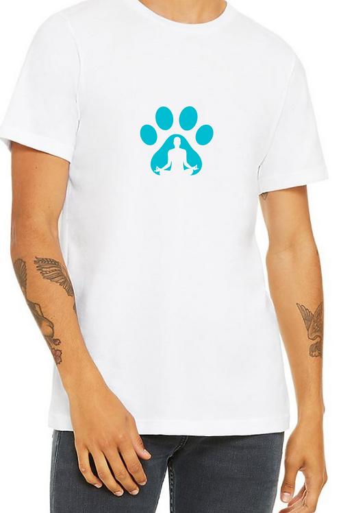 Yoga with Dog T-Shirt UNISEX