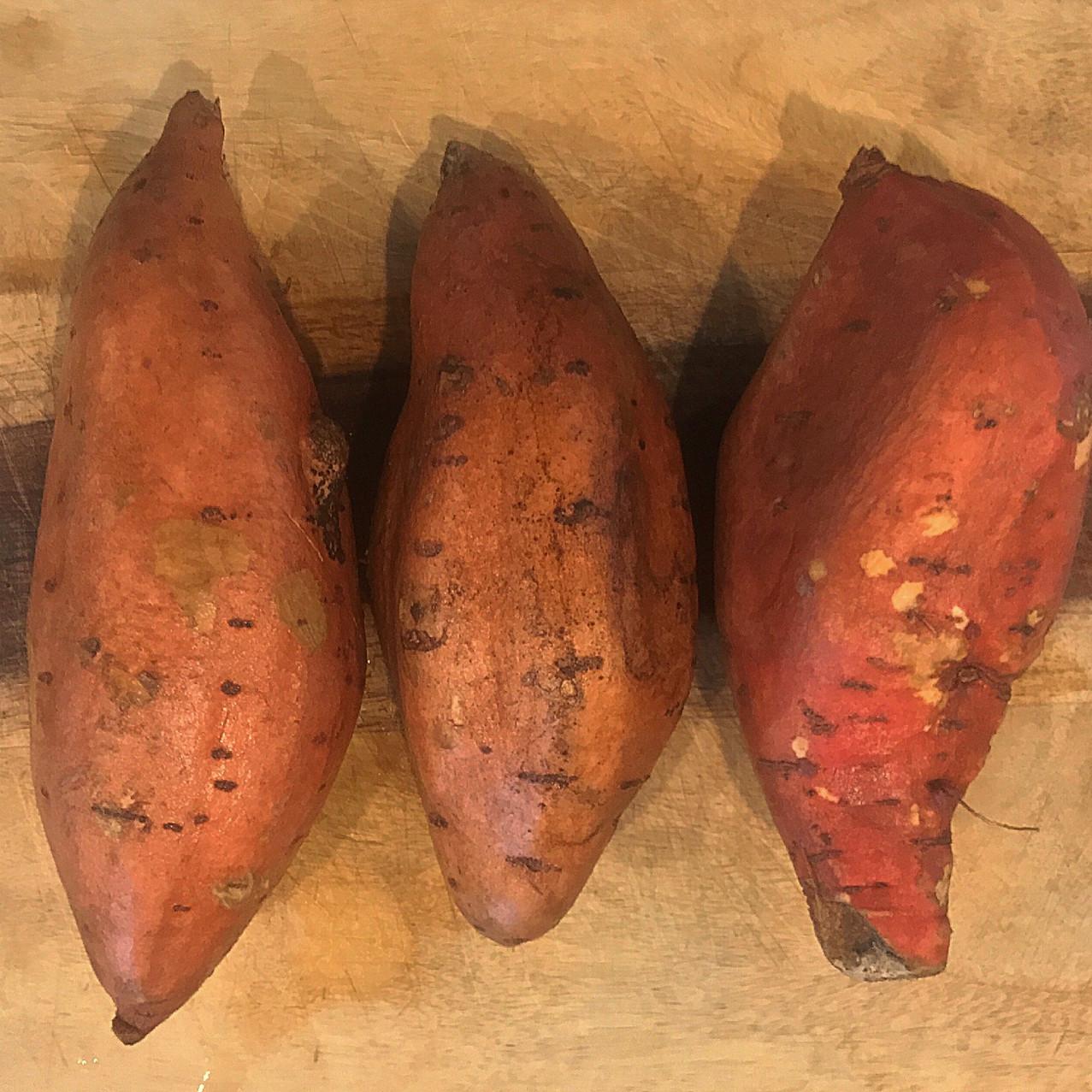 Large Sweet Potatoes