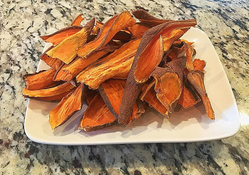 Sweet Potato Treats