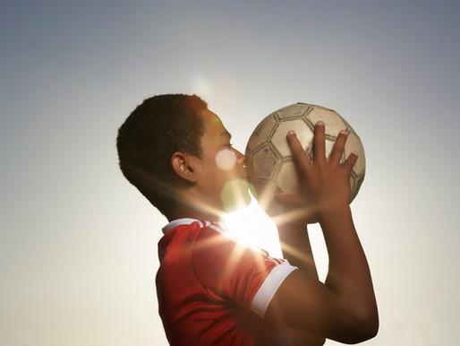 NASA Summer Youth Pickup Soccer