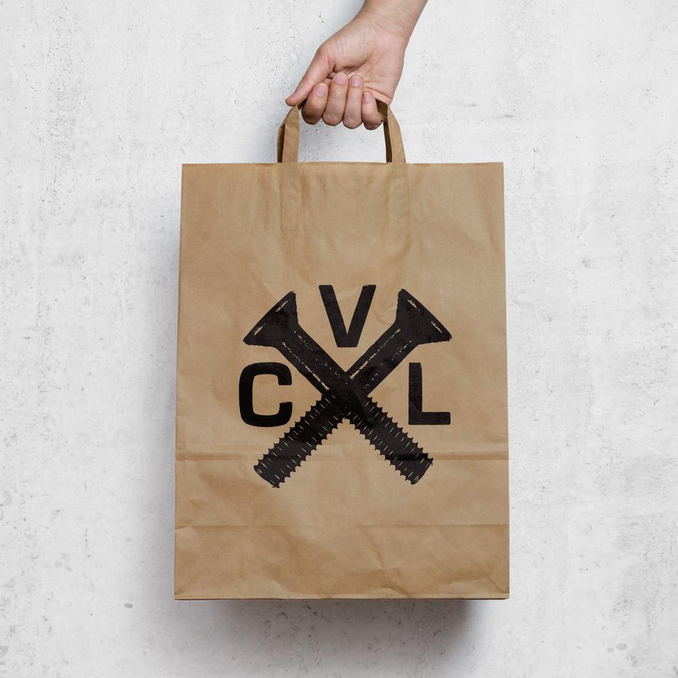 Civil Bolts Log Bag