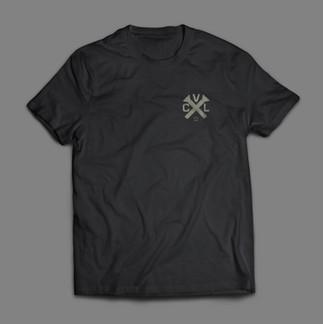 Civil Bolts Logo Tshirt