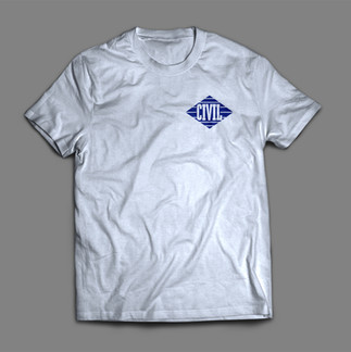 Civil Logo Shirt