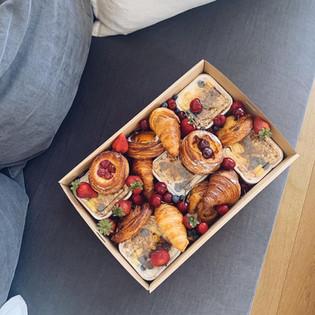 The Breakfast Box - Medium - $25 per person