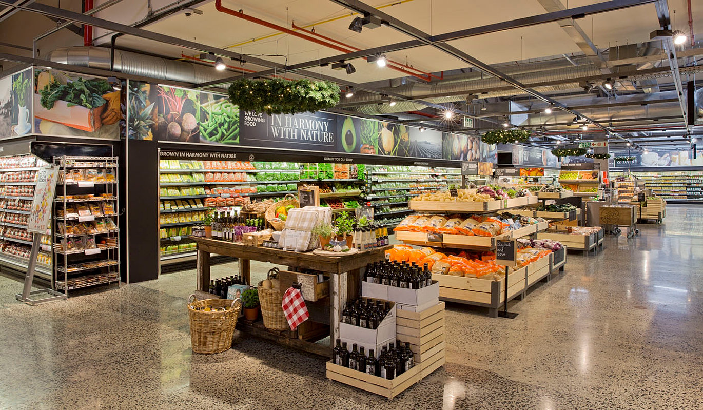 Food Retail Stores In South Africa