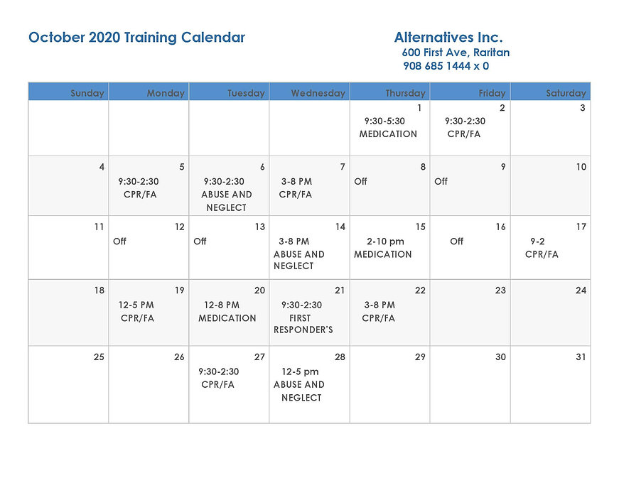 October 2020 Training Calendar_Page_1.jp
