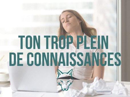 TON TROP PLEIN DE CONNAISSANCES 🤯