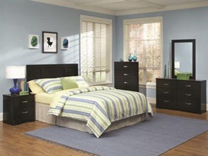 Jacob Black Full/Queen Bedroom group