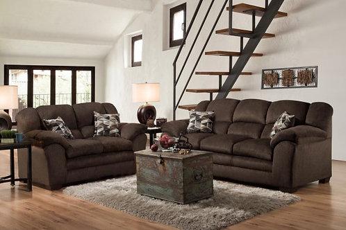 Chenille Osaka Sofa Love set