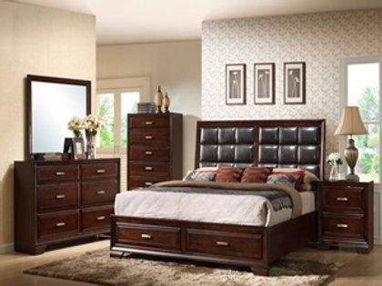 Jacob Storage Queen Bedroom Group