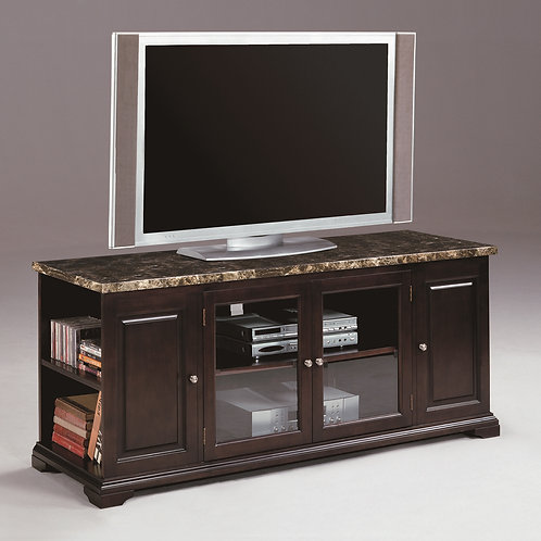 Entertainment Console Expresso 62""