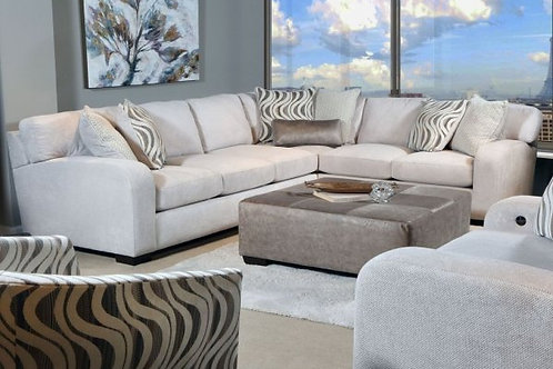 Chandler Pebble Sectional