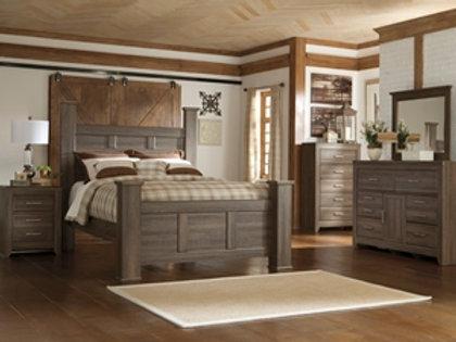 Juararo King Bedroom Group