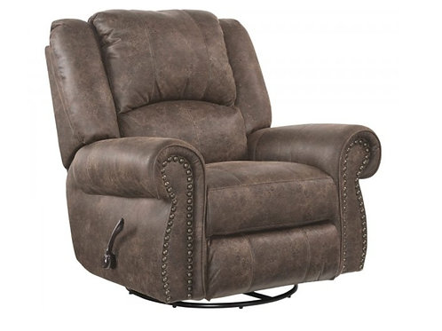 Catnapper Westin Ash Swivel Recliner